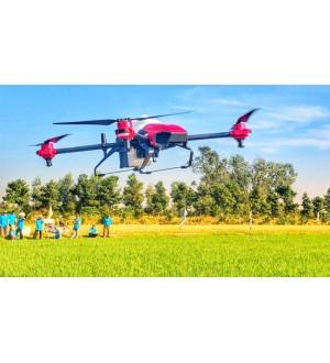 Máy bay nông nghiệp PG30