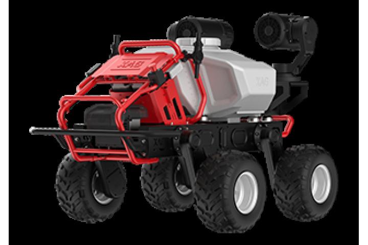 Xe phun thuốc trừ sâu không người lái - thời đại nông nghiệp 4.0