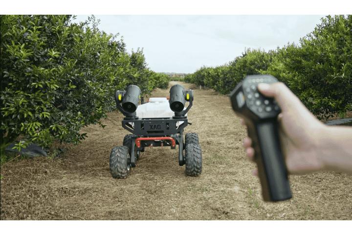 Hướng dẫn vận hành robot phun thuốc trừ sâu RG150 (P.1)
