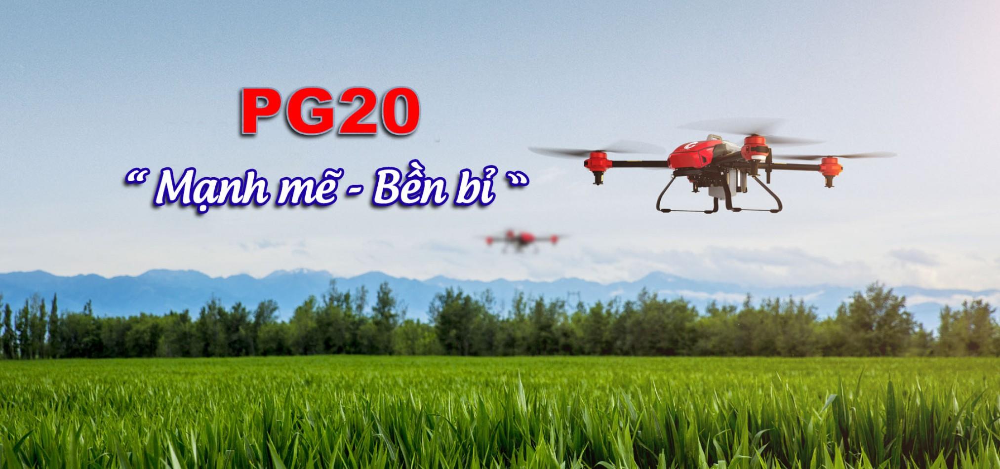PG20 - Mạnh mẽ - Bền bỉ