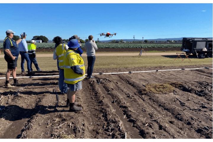Máy bay nông nghiệp phiên bản PG30s đem hy vọng mới cho nông nghiệp Úc