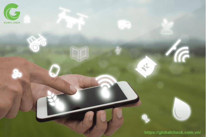 Ứng dụng mô hình IoT nông nghiệp thông minh