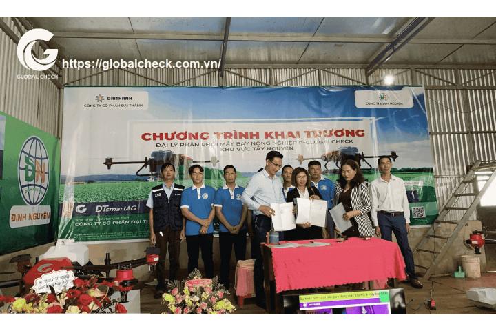 Đại lý Đình Nguyên tại Lâm Đồng