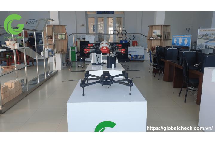 Địa chỉ đào tạo phi công nông nghiệp đạt chuẩn ở Việt Nam