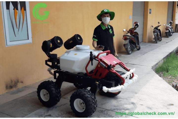 Những tính năng vượt trội của robot RG150