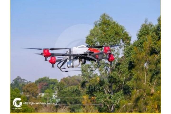 Máy bay nông nghiệp Drone là gì?
