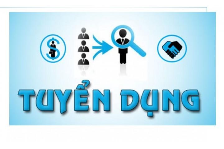 Tuyển dụng nhân viên Soạn thảo hợp đồng và Chăm sóc khách hàng