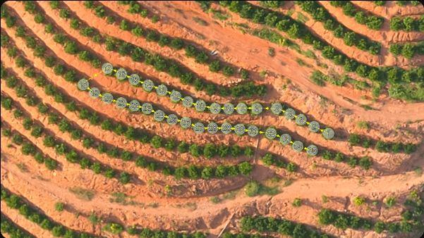 chế độ chấm điểm của máy bay nông nghiệp pgxp