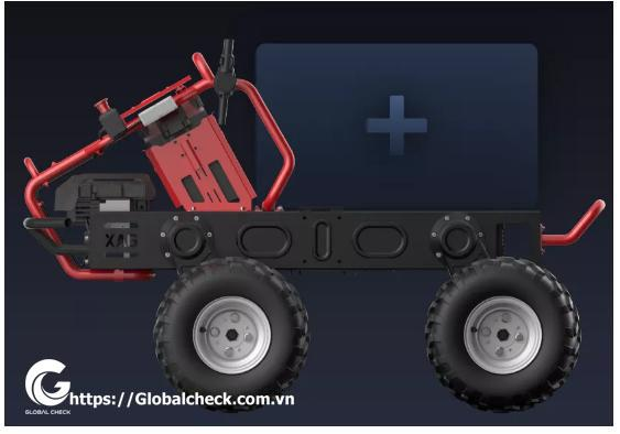 robot-nong-nghiep-phun-thuoc-tru-sau-rg150-thiet-ke-khung-linh-hoat