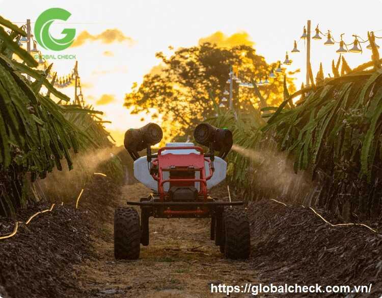 cách mạng hóa ngành nông nghiệp với RG150